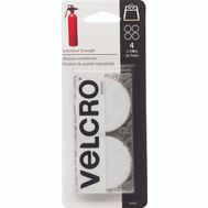 Velcro Brands 90363 Sticky Back Industrial Strength Coin Shape Fasteners