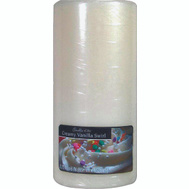 Candle Lite 2846570 6 Inch Ivory Pillar Candle