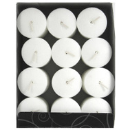 Candle Lite 1276250 Classic Cotton Votive