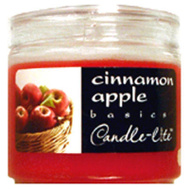 Candle Lite 2400021 4 Ounce Cinn Candle Jar