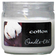 Candle Lite 2400250 4 Ounce Cott Candle Jar