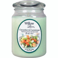 Candle Lite 1646038 19 Ounce Cucum/Catal Candle
