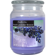 Candle Lite 3297404 18 Ounce Lavender Candle
