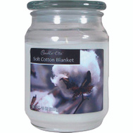 Candle Lite 3297250 18 Ounce Jar Candle Cotton Blanket