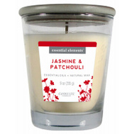 Candle Lite 4366020 9 Ounce Jasm/Pat Jar Candle