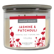 Candle Lite 4318020 14.75 Ounce Jasm/Pat Candle