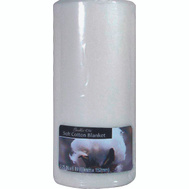 Candle Lite 2846250 6In Cotton Blanket