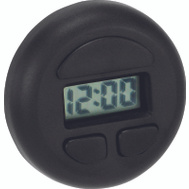 Victor 22-1-37003-8 Bell Automotive Spot Clock Black
