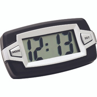 Victor 22-1-37007-8 Bell Automotive Jumbo Lcd Clock