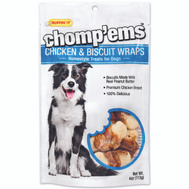 Westminster Pet 8185 Treat Chicken/Biscuit W/Pb 4 Ounce
