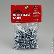 Westminster Pet 7N22100 Chain Tie-Out 10Ft Med Wgt
