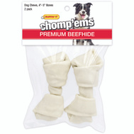 Westminster Pet 23211 Treat Rawhide Bone 4-5In 2Ct