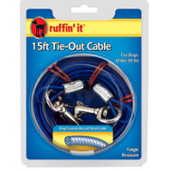 Westminster Pet 7N29115 Tie-Out Cable 920 Pound 15Ft
