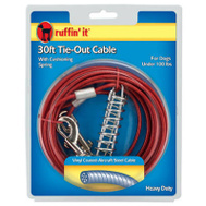 Westminster Pet 7N29230 Tie-Out Cable 1 700 Pound 30Ft