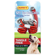 Westminster Pet 7N29712 Tie-Out Tngle-Free 1 700 Pound 12Ft