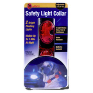Westminster Pet 31882 Ruffin It Adjustable Pet Safety Light Collar