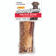 Westminster Pet 75199 Treat Rib Eye Smoked Bone 4In
