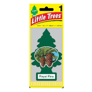 Car Freshner U1P-10101 Royal Pine Air Freshener