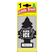 Car Freshner U1P-10155 Black Ice Air Freshener
