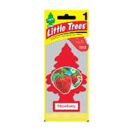 Car Freshner U1P-10312 Strawberry Air Freshener