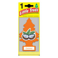 Car Freshner U1P-10317 Coconut Air Freshener
