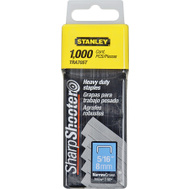 Stanley Tools TRA705T Staple 5/16 Inch Heavy Duty Box Of 1000