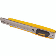 Stanley Tools DWHT10038 DeWalt Utility Knife Snap-Off 18Mm