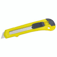 Stanley Tools 10-143P 18 Mm Snap-Off Blade Knife