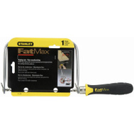 Stanley Tools 15-104 FatMax 6 3/8 Inch 4 3/4 Inch Frame. Coping Saw