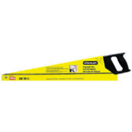 Stanley Tools 15-726 26 Inch Blade 8 Inch Point Handsaw