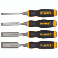Stanley Tools DWHT16063 DeWalt Wood Chisel Set 4 Piece