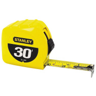 Stanley Tools 30-464 30 Foot By 1 Inch Tape Rule