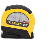 Stanley Tools STHT30825 Leverlock 25 Foot By 1 Inch Tape Rule