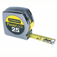 Stanley Tools 33-425 Powerlock 25 Foot By 1 Inch Measuring Tape