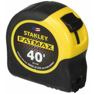 Stanley Tools 33-740L FatMax Tape Rule 40 Foot