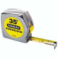 Stanley Tools 33-835 Powerlock 35 Foot By 1 Inch Tape Rule