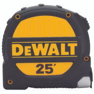 Stanley Tools DWHT33975S DeWalt 1.25 Inch X 25 Foot PRM Tape Rule