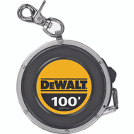 Stanley Tools DWHT34201 DeWalt Rule Tape 100Ftx3/8In Retract
