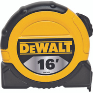 Stanley Tools DWHT36105/33372 DeWalt 1 1/8 Inch By 16 Foot Tape Measure