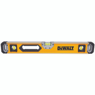 Stanley Tools DWHT43224 DeWalt 24 Inch Non-Magnetic Box Beam Level