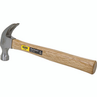 Stanley Tools 51-106 Hammer Curved Claw Wd 13 Ounce