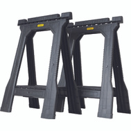 Stanley Tools STST60952 Sawhorse Jr Folding Twin Pk 2 Pack