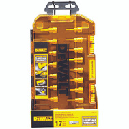 Stanley Tools DWMT73806 DeWalt Socket Set 3/8 Drive Tough Box