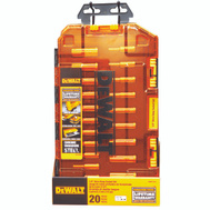 Stanley Tools DWMT73811 DeWalt Socket Set Deep 1/4In Drive