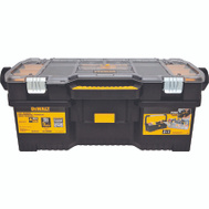 Stanley Tools DWST24075 DeWalt Tool Box With Removable Organizer 24 Inch