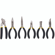 Stanley Tools 84-079 6 Piece Mini Pliers Set
