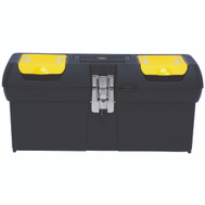 Stanley Tools 016013R Series 2000 Tool Box 16 Inch With Tray