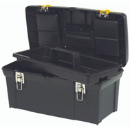 Stanley Tools 024013S Series 2000 Tool Box 24 Inch With Tray