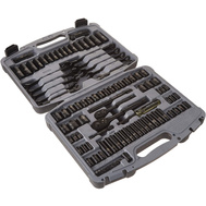 Stanley Tools 92-839 Socket Set 99Pc Black Chrome
