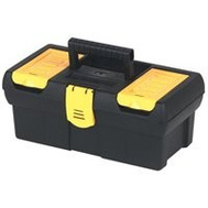 Stanley Tools STST13011 Tool Box W/Tray 12-1/2In